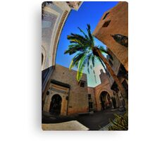 The Fake Morocco Canvas Print