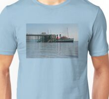 PS Waverley at Penarth Pier Unisex T-Shirt