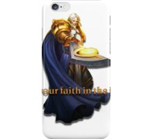 Hearthstone - Tirion Fordring iPhone Case/Skin