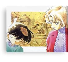 Detective Conan: Memory Canvas Print