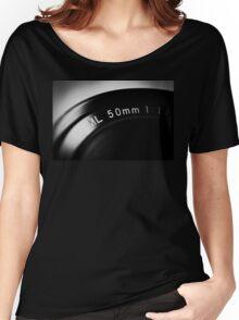 50mm Macro Women's Relaxed Fit T-Shirt