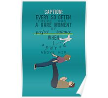 Fun Home - Flying Away Poster