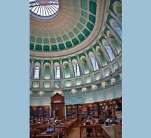 Ireland. Dublin. National Library of Ireland. Unisex T-Shirt