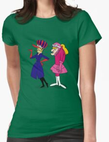 Drag Races Womens Fitted T-Shirt