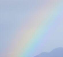rainbow seen by TerrillWelch