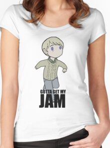 Gotta Get My JAM Women's Fitted Scoop T-Shirt