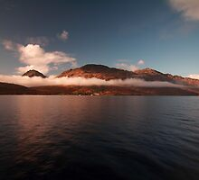 Arrochar Alps by Maria Gaellman
