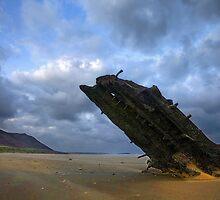 HEVETIA SHIPWRECK by wiffsmiff23