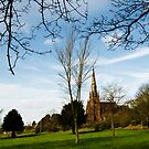 Keele Church by Aggpup
