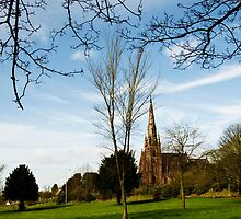 Keele Church by David J Knight