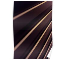 Spiral Lines : abstract Poster