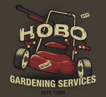 Hobo Gardening Services by robotrobotROBOT