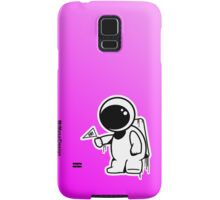 Lonely Astronaut - Pink Iphone case Samsung Galaxy Case/Skin