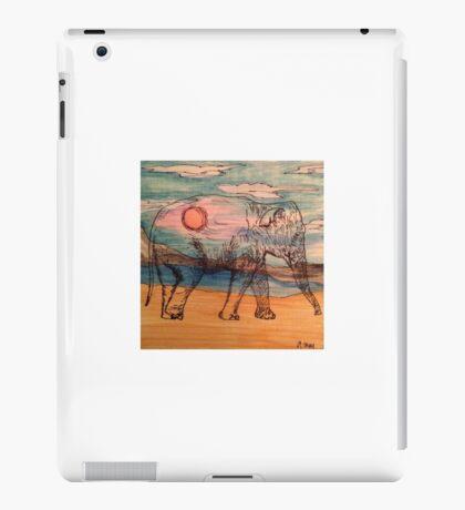 'morning sun' iPad Case/Skin