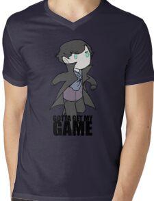 Gotta Get My GAME Mens V-Neck T-Shirt