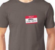 Hello my name is John Smith T-Shirt