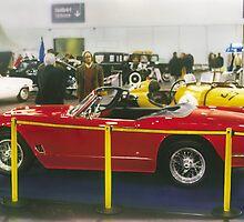 Maserati 3500 GT Spyder by Olaf Karl