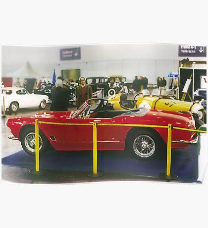 Maserati 3500 GT Spyder Poster