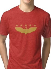 LFC 5 Star - Gold Tri-blend T-Shirt