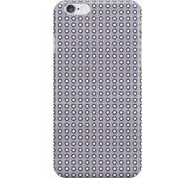 Purple and White Polka Dots iPhone Case/Skin
