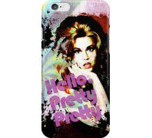 Hello, Pretty Pretty - Barbarella iPhone Case/Skin
