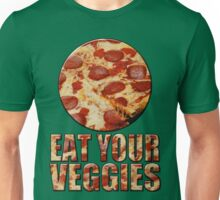 Eat your vegetables Unisex T-Shirt