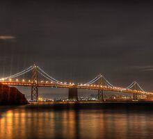 Bay Bridge, San Francisco by Matt Erickson