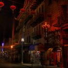 Chinatown, San Francisco by Matt Erickson