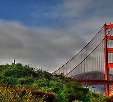 Golden Gate Bridge by Matt Erickson