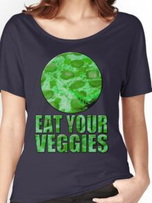 Eat your vegetables - alternate version Women's Relaxed Fit T-Shirt
