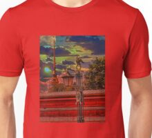 Peter and Paul Fortress & Cathedral, St Petersburg, Russia Unisex T-Shirt