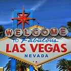 Welcome to Fabulous Las Vegas by Matt Erickson