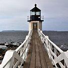 Marshall Point Light  - iPhone by PhotosByHealy