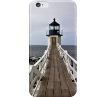 Marshall Point Light  - iPhone iPhone Case/Skin