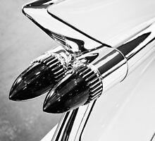 1959 Cadillac Fins by irishmurr