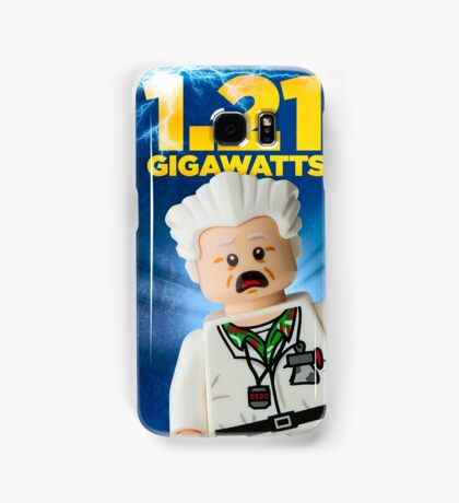 Lego Back To The Future Samsung Galaxy Case/Skin