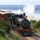 Cockle Train by DPalmer