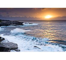 Valentia Island Sunset 2 Photographic Print