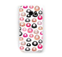 A bunch of happy blobs Samsung Galaxy Case/Skin