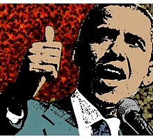 BARACK OBAMA-44TH U.S PRESIDENT by OTIS PORRITT