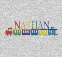 nathan w train One Piece - Long Sleeve