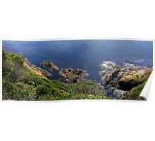coastal colours Poster