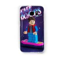 Back To The Future  Lego Marty Mcfly Samsung Galaxy Case/Skin