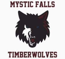 Mystic Falls Timberwolves by ashedgreg