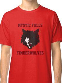 Mystic Falls Timberwolves Classic T-Shirt