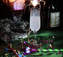 Champagne Sparkler by FrankSchmidt