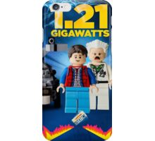 Lego Back To The Future -  Marty McFly iPhone Case/Skin