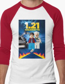 Lego Back To The Future -  Marty McFly Men's Baseball ¾ T-Shirt
