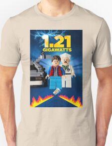 Lego Back To The Future -  Marty McFly Unisex T-Shirt
