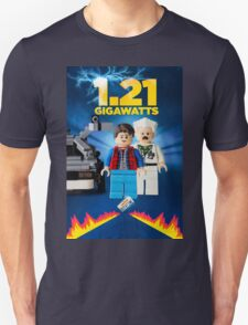 Lego Back To The Future -  Marty McFly T-Shirt
